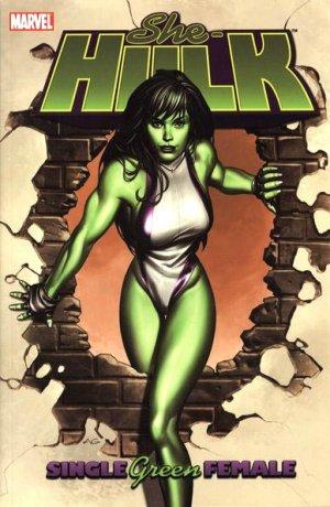Miss Hulk # 1 TPB Sofcover V1
