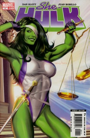 Miss Hulk édition Issues V2 (2005 - 2009)