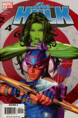 Miss Hulk # 2 Issues V2 (2005 - 2009)