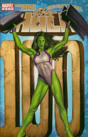 Miss Hulk # 3 Issues V2 (2005 - 2009)