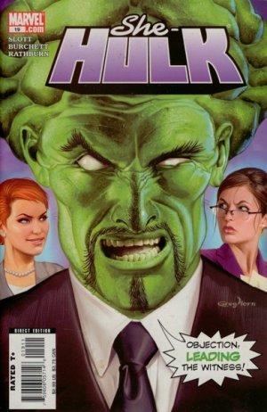 Miss Hulk 19 - The Gamma Defense