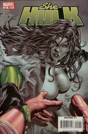 Miss Hulk # 22 Issues V2 (2005 - 2009)