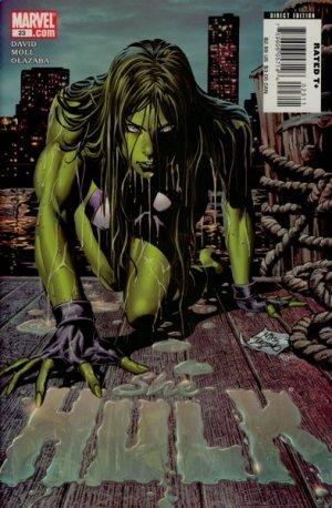 Miss Hulk 23 - Jaded: Episode 2