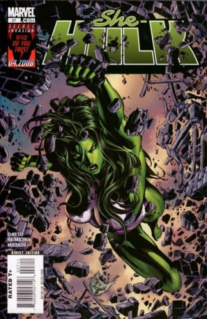 Miss Hulk # 27 Issues V2 (2005 - 2009)