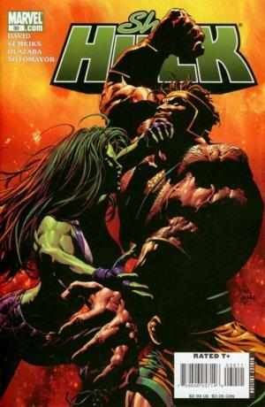 Miss Hulk 30 - The Lion Of Olympus