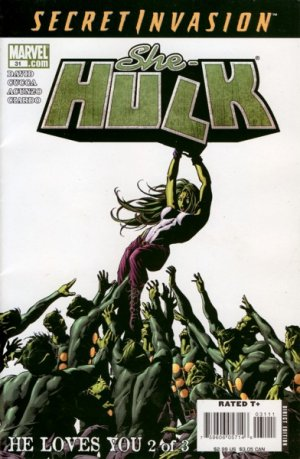 Miss Hulk # 31 Issues V2 (2005 - 2009)