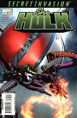 Miss Hulk # 33 Issues V2 (2005 - 2009)