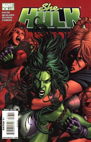 Miss Hulk # 36 Issues V2 (2005 - 2009)