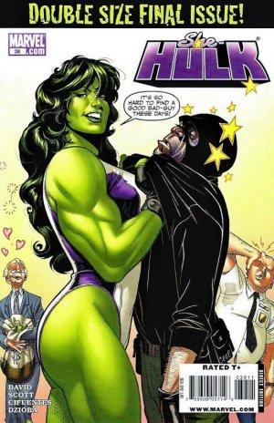 Miss Hulk # 38 Issues V2 (2005 - 2009)