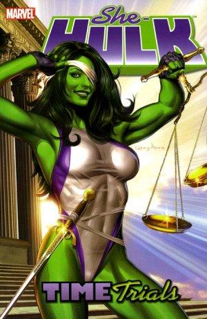 Miss Hulk # 3 TPB Sofcover V1