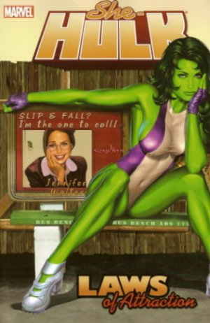 Miss Hulk # 4 TPB Sofcover V1