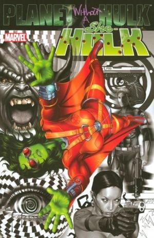 Miss Hulk # 5 TPB Sofcover V1