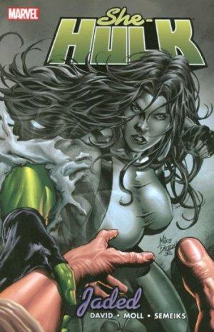 Miss Hulk # 6 TPB Sofcover V1