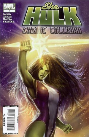 She-Hulk - Cosmic Collision édition Issues