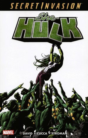 Miss Hulk # 8 TPB Sofcover V1