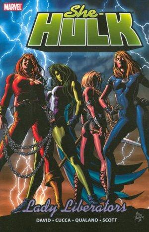 Miss Hulk # 9 TPB Sofcover V1