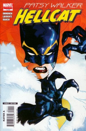 Patsy Walker - Hellcat édition Issues (2008 - 2009)