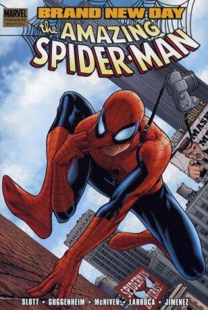 Spider-Man - Un Jour Nouveau édition TPB hardcover (cartonnée)