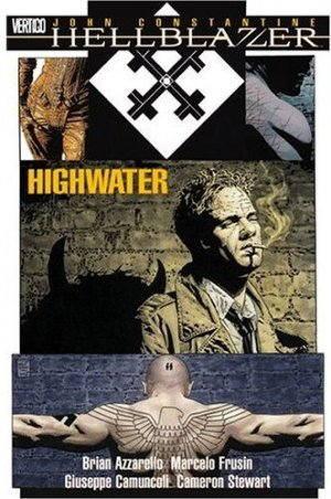 Hellblazer - Highwater édition TPB softcover (souple)