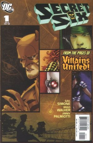 Secret Six # 1 Issues V2 (2006)