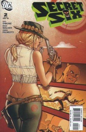 Secret Six # 2 Issues V2 (2006)