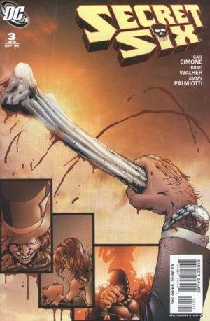 Secret Six # 3 Issues V2 (2006)