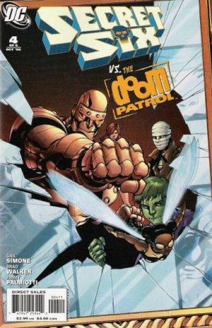 Secret Six # 4 Issues V2 (2006)