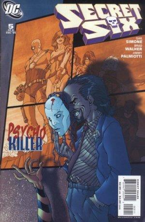 Secret Six # 5 Issues V2 (2006)