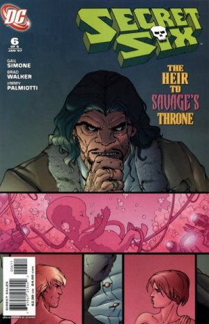 Secret Six # 6 Issues V2 (2006)