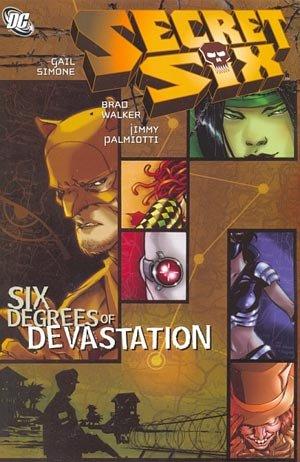 Secret Six - Six Degrees of Devastation édition TPB softcover (souple)