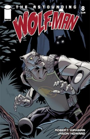 Wolf-Man # 8 Issues