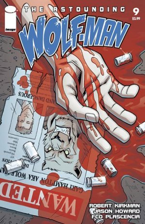 Wolf-Man # 9 Issues