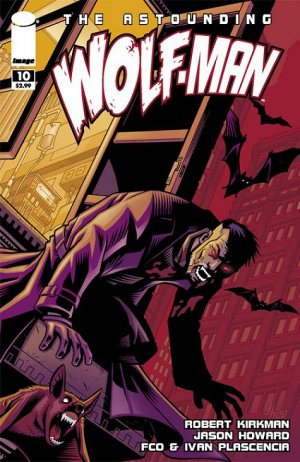 Wolf-Man # 10 Issues