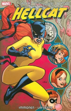 Patsy Walker - Hellcat édition TPB softcover (souple)