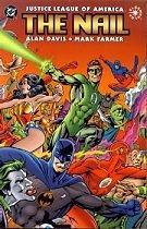 Justice league of America - Le clou édition TPB softcover (souple)