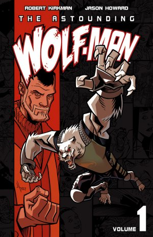 Wolf-Man édition TPB softcover (souple)