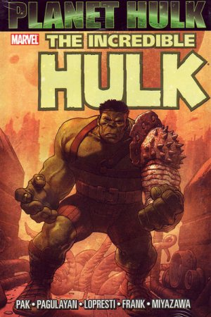 The Incredible Hulk # 1 TPB hardcover (cartonnée)