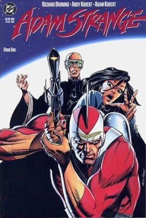 Adam strange édition Issues V1 (1990)