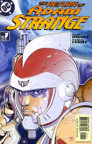Adam strange édition Issues V2 (2004 - 2005)
