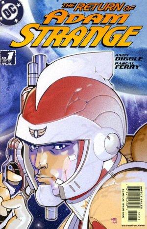Adam strange édition Issues V2 (2004 - 2005)