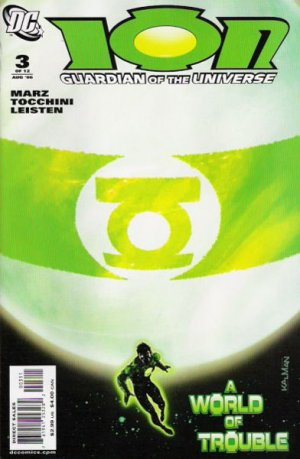 Ion # 3 Issues