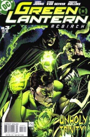 Green Lantern - Le Retour d'Hal Jordan # 3 Issues (2004 - 2005)