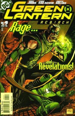 Green Lantern - Le Retour d'Hal Jordan # 4 Issues (2004 - 2005)