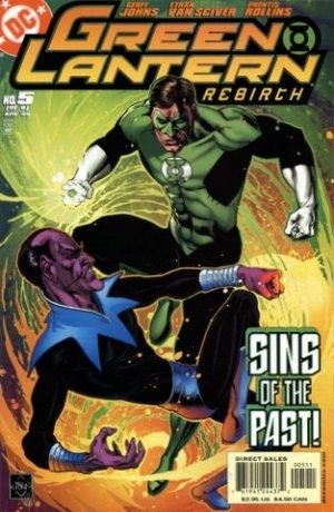 Green Lantern - Le Retour d'Hal Jordan # 5 Issues (2004 - 2005)