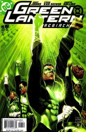 Green Lantern - Le Retour d'Hal Jordan # 6 Issues (2004 - 2005)