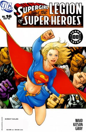 Supergirl and the Legion of super-heroes édition Issues