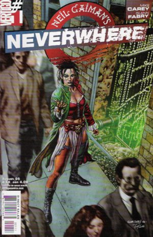 Neverwhere édition Issues