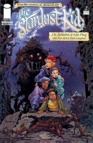 Stardust Kid # 2 Issues