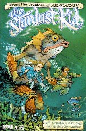 Stardust Kid # 4 Issues