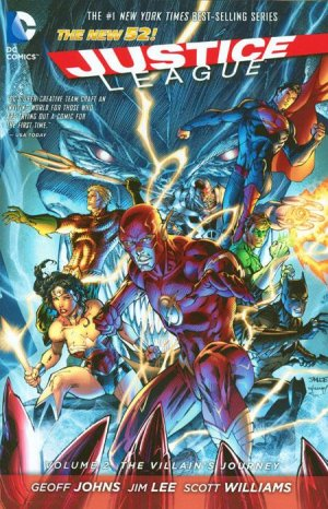 Justice League # 2 TPB hardcover (cartonnée) - Issues V2